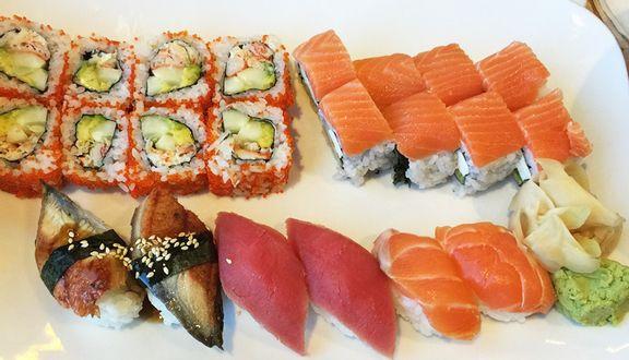 Love Sushi Lounge Cafe - Tôn Đức Thắng