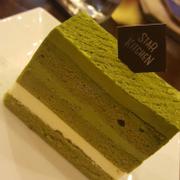 bánh trà xanh