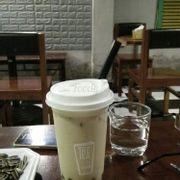 Trà sữa mộc hương