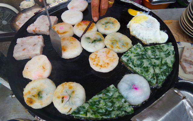 Bánh Hẹ Lê Quang Sung