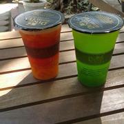 Nước kiwi, trà đào