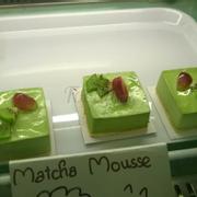 Matcha Mouse