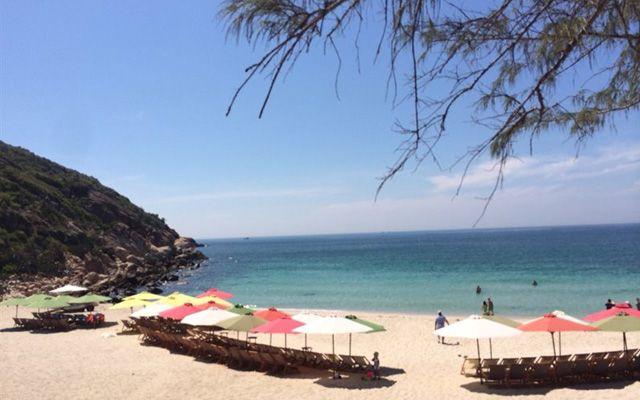 Bãi Nồm - Đảo Bình Ba