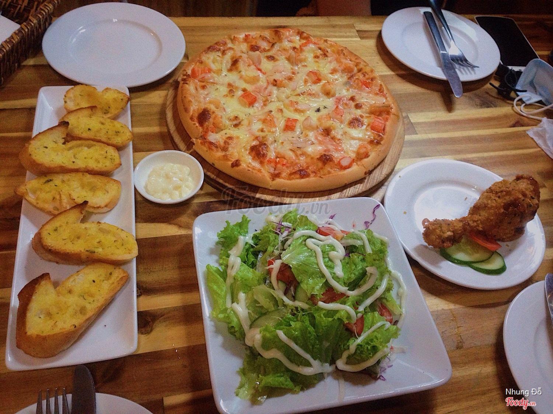 Ăn Pizza Ngon Ở Nha Trang