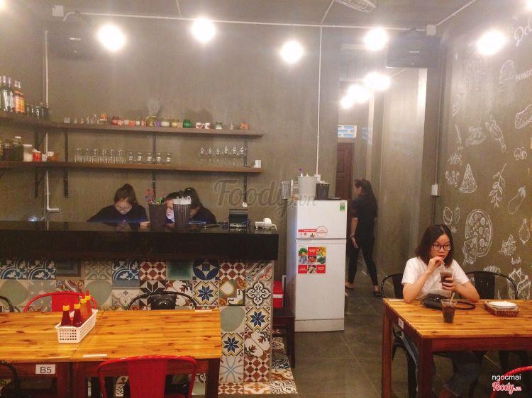 Pizza Giang - Trần Hưng Đạo ở Khánh Hoà