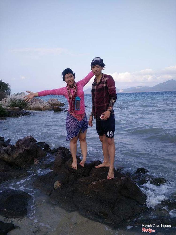 Làng Bè - Đảo Bình Ba ở Khánh Hoà