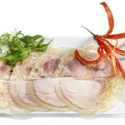 Thịt nguội (Jambon) không tẩm màu