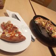 Pizza cá hồi 🍕🍕🍕