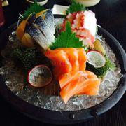 sashimi tươi ngon ăn hoài ko ngán . Các món khác cũng ngon. Giá hơi cao nhưng dc view đẹp ^^