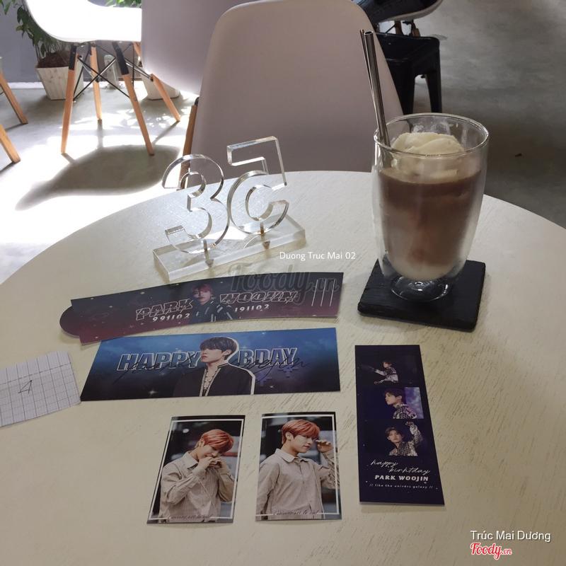 Cup Holder & Cards  Park Woo Jin ( Wanna One - AB6IX ) : Cacao cốt dừa