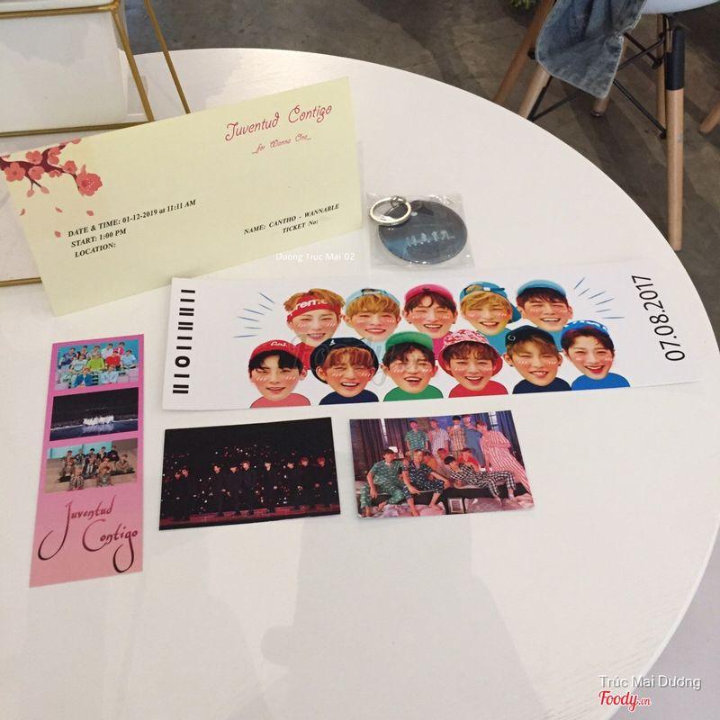 Offline with Wanna One & Wannable