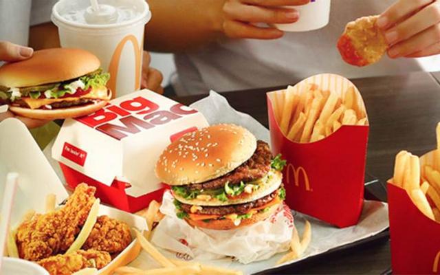 McDonald's Phu Lam