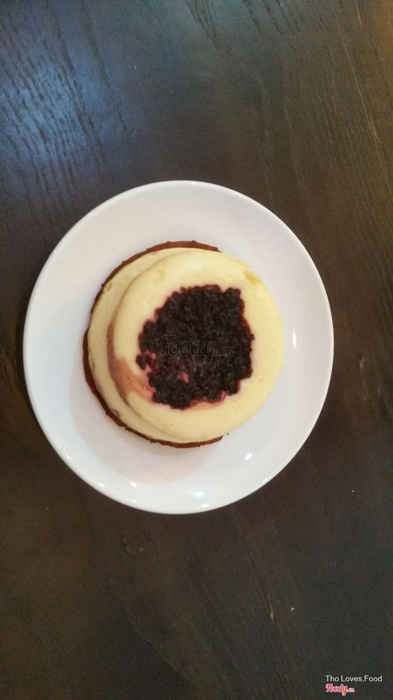 Cheesecake Dâu Tằm