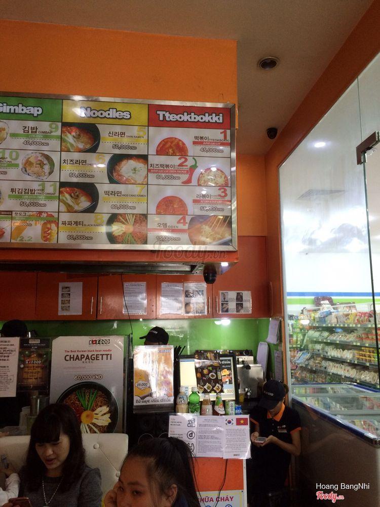 K Food - Royal City ở Hà Nội