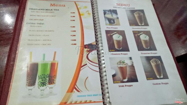 Freddo Take Away Coffee - Đại Học Hà Nội ở Hà Nội
