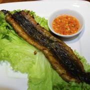 Lươn Nướng Nghệ