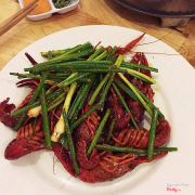 tôm crawfish