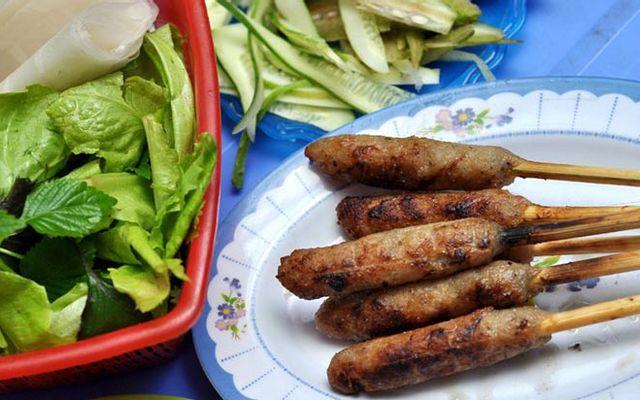Nem Lụi & Bánh Xèo - Nguyễn Khuyến