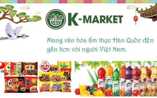 K-Market - Siêu Thị Hàn Quốc - Royal City