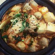 canh kimchoi bò