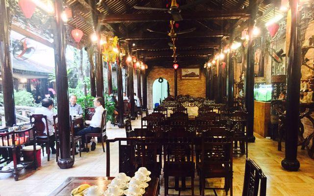 Cung Đình Cafe - Đường D3