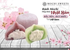 Mochi Sweets - Lotte Center