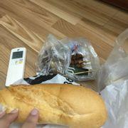 Bánh mỳ 3,5k