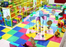 Kid's Playground - Khu Vui Chơi Trẻ Em - Lotte Center