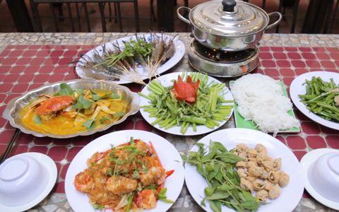 Những quán ăn cho ngày mưa Sài Gòn