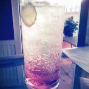 Soda phúc bồn tử (Rasberry)