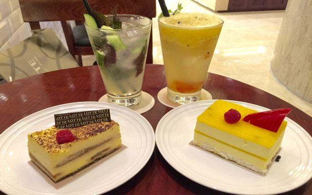 Delica Hans - Lotte Hotels & Resorts Hanoi - Lotte Center