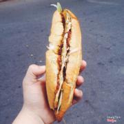 Bánh mì thập cẩm 20k