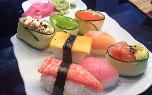 Fresh Sushi - Lương Ngọc Quyến