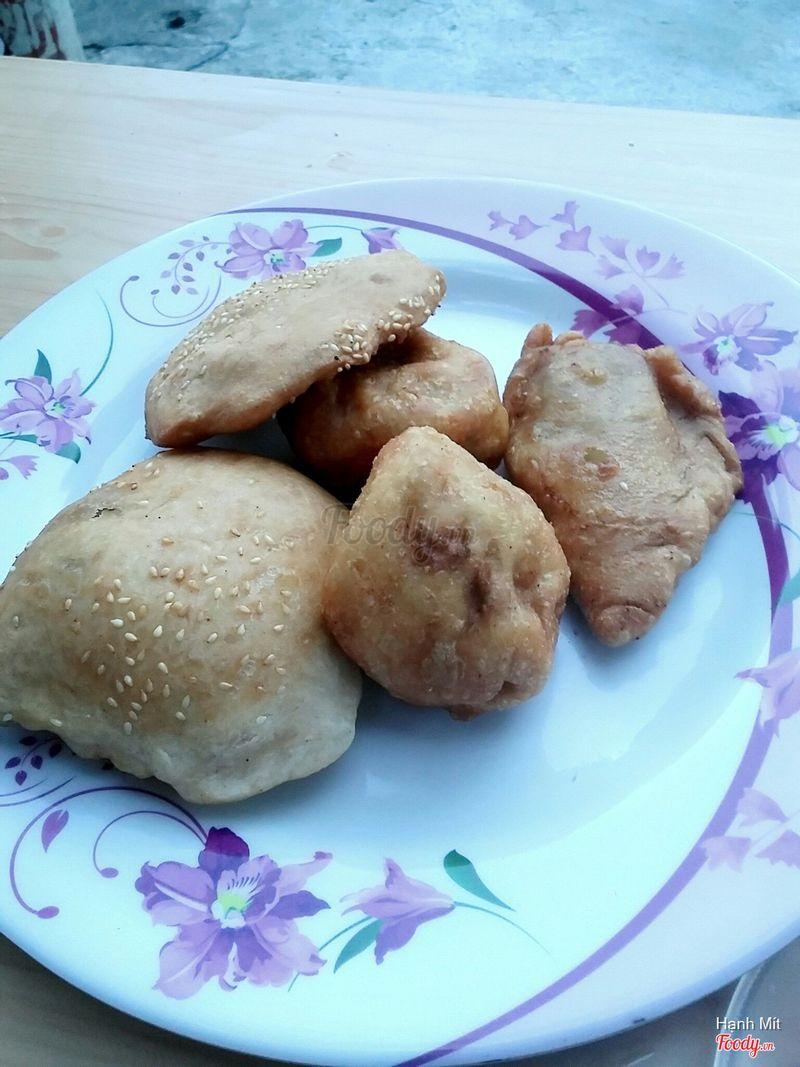 Bánh Bao Chiên & Bánh Tiêu