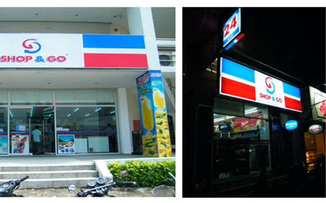 Shop & Go - Hàng Bồ