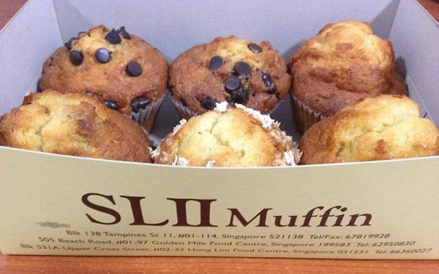 SL2 Muffin - Famous In Singapore