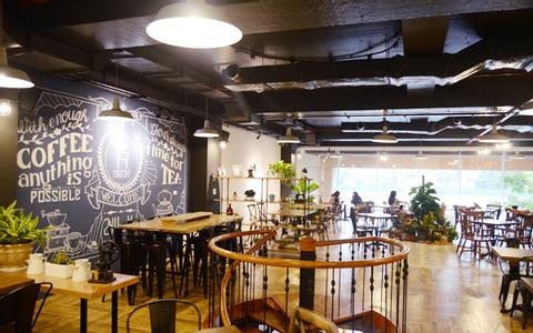 Các quán Cafe vừa ngồi Coding, vừa ngắm Gái Xinh