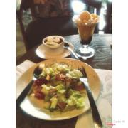 #salat #tiramisu #cream