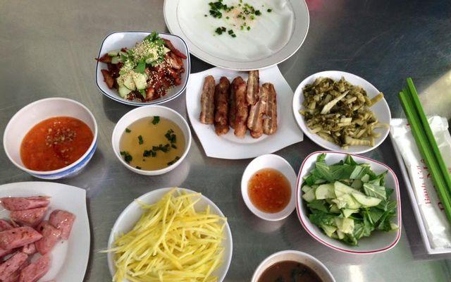 Bánh Ướt Ban Mê - Gốc Phan Xích Long