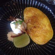 Caramelized Mango