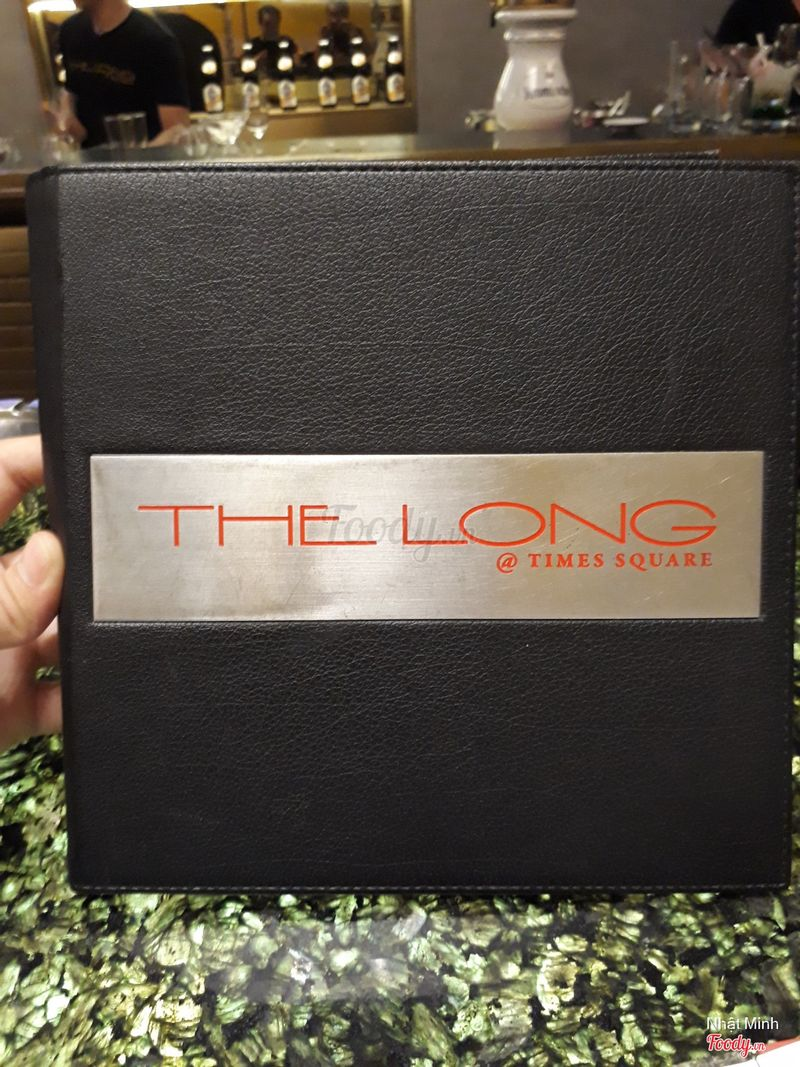 The Long menu