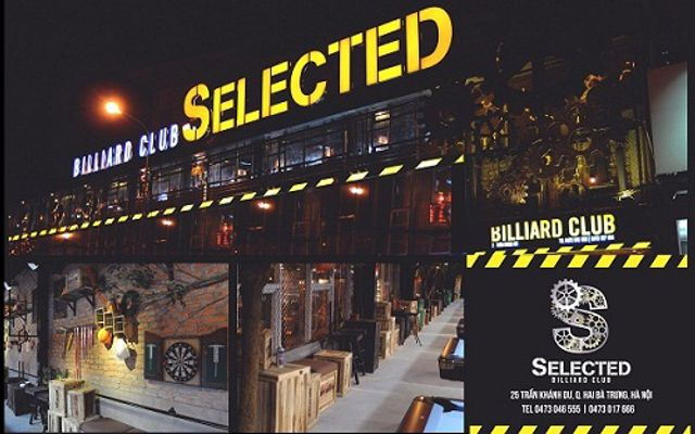 Selected Billiard Club
