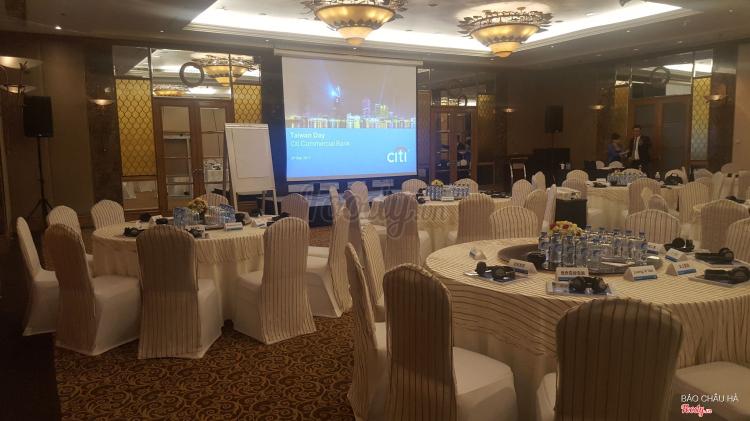 New World Saigon Hotel ở TP. HCM
