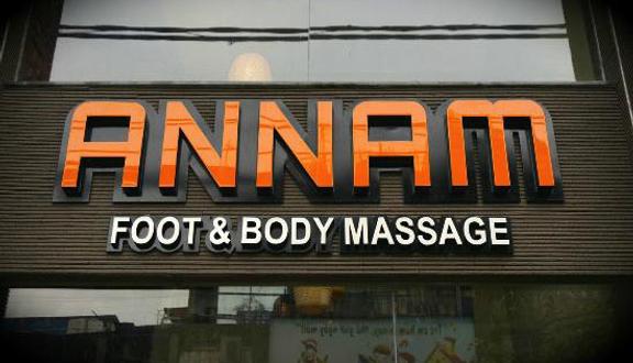 Annam Foot & Body Massage