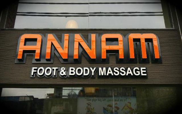 Annam Foot & Body Massage