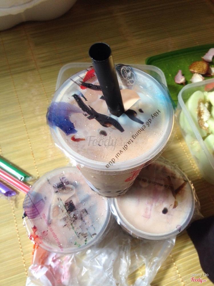 Trà Sữa Feeling Tea - Khương Hạ ở Hà Nội