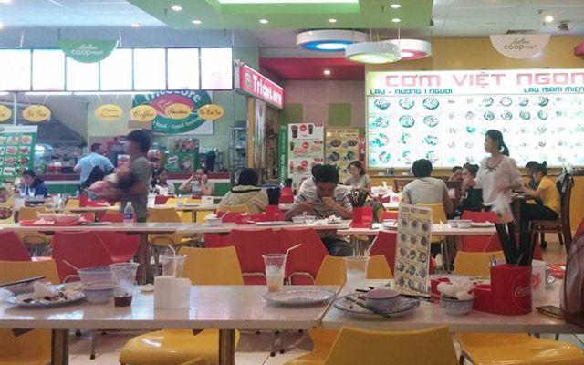 Foodcourt - Coop Mart Phan Thiết