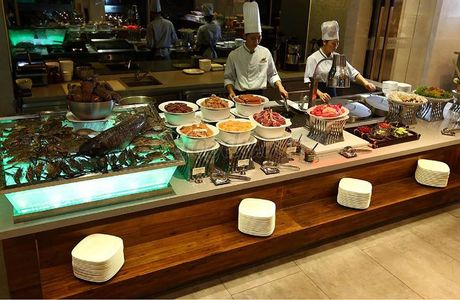 Buffet Liberty Central Citypoint - Pasteur