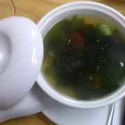 Soup ngao vàng