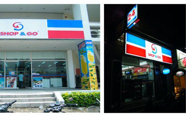 Shop & Go - Phan Bội Châu